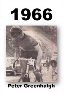 Peter Greenhalgh - National Hill Climb Champion 1966 - Winnats Pass